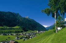 Neustift im Sommer